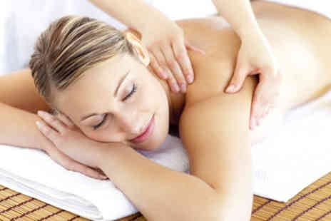 Just Relax Therapies - 30 min massage and gel manicure - Save 75%