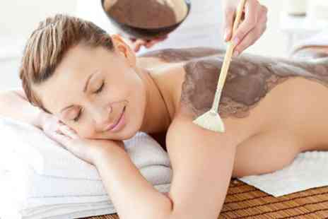 Nicky Salon - One hour seaweed body wrap and 30 minute facial or an Indian head massage - Save 81%