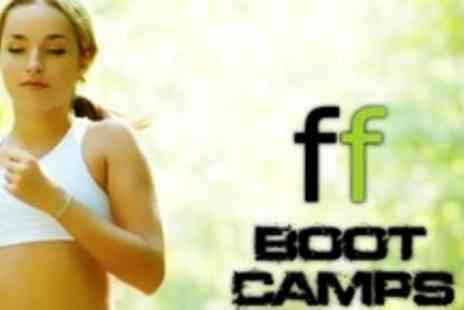 Fast Fitness - Five Boot Camp Sessions - Save 80%