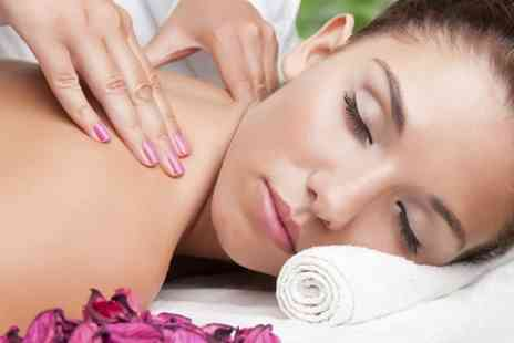 Lush - Back and Head Massage Plus Manicure - Save 53%