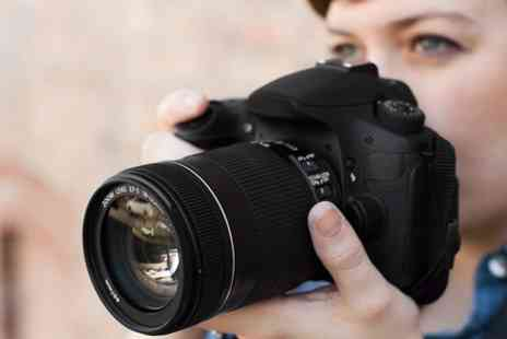 Manchester Photographic - Beginners Course With Print - Save 68%
