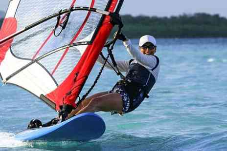 Baker Academy - Kitesurfing or Windsurfing Session - Save 73%