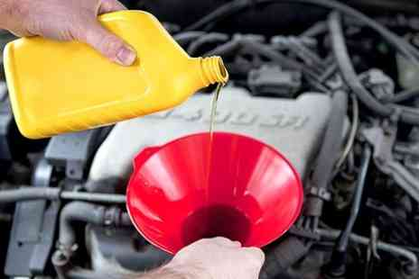 Martins of Winchester - Car Service With Oil Change Plus Mini Valet  - Save 64%