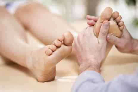 1st For Feet -  One Sessions of Podiatry - Save 56%