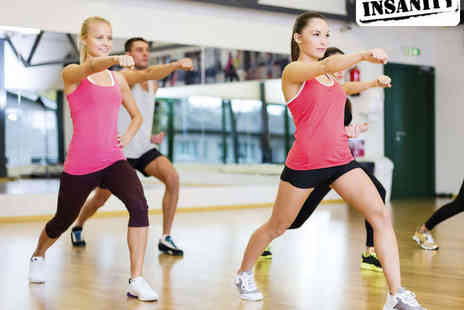 Insaniac Fitness NI - Six Insanity Workout Sessions - Save 50%