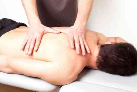Fluidmotion Modern Massage - One Hour Sports or Relaxation Massage - Save 58%