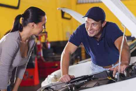 Cathedral Autocentre - 55 Point Service With Oil and Filter Change - Save 76%