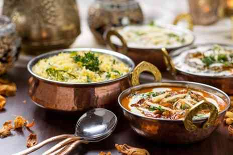 The Royal Bengal - All You Can Eat Indian Buffet For Two - Save 48%