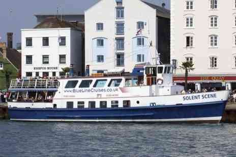 Blue Line Cruises - Child or Adult Ticket at Poole Harbour Cruise - Save 14%