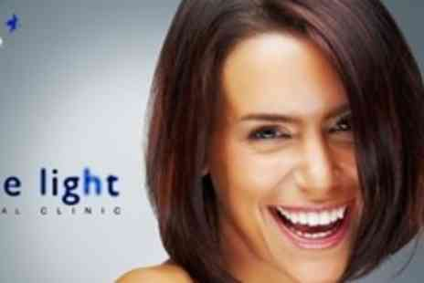 Blue Light Dental Clinic - Choice of Facial Injection Treatments on Three Areas - Save 74%
