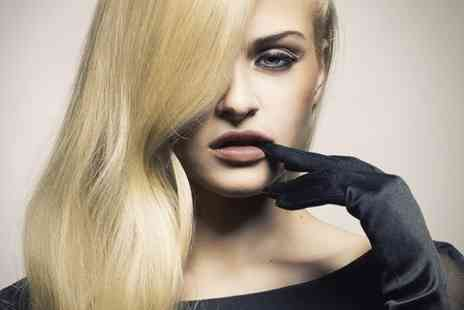 The Hair Studio 19 - Cut and blow dry finish with conditioning treatment - Save 57%
