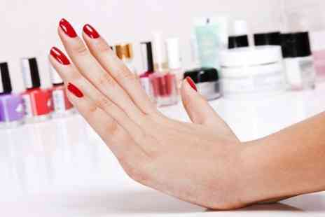 Esquire-Et-Cie - Shellac Manicure or Pedicure or Both - Save 60%