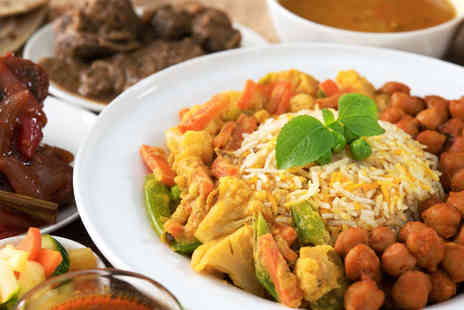 Mrs Curry - Full Day Indian Cookery Class for One  - Save 82%
