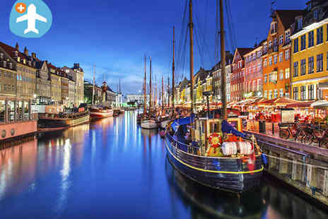 Seasonal Holidays - Flight Inclusive Copenhagen City Break - Save 50%