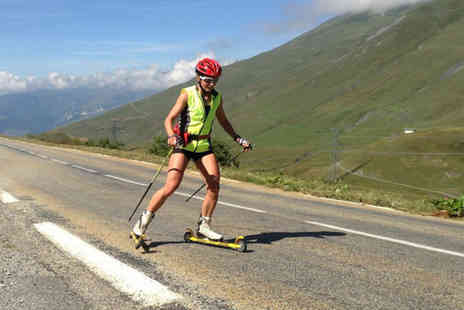 Rollerski - Taster session 5 week roller ski course for one person - Save 50%