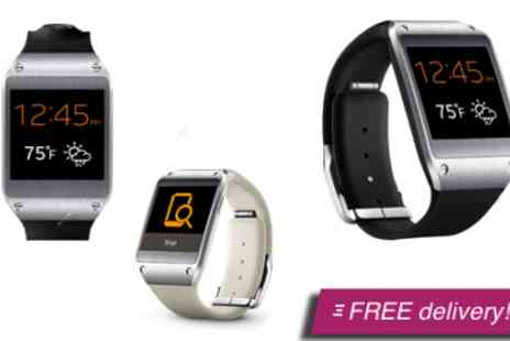 Global Electronic Deals - Samsung Galaxy Gear smart watch - Save 48%
