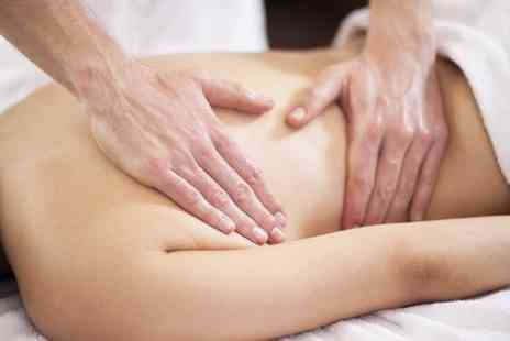 The Green Clinic - Consultation and Sports Massage Plus Follow Up Treatment - Save 60%