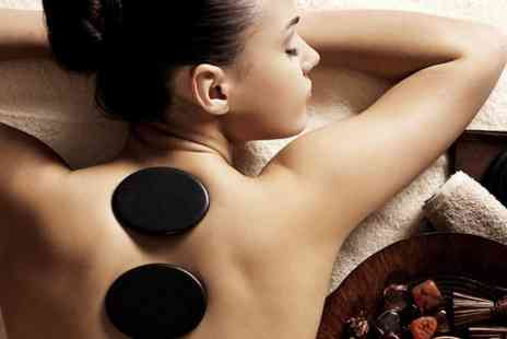 Amy Sargeant - Aromatherapy  or Hot Stone Massage  - Save 72%