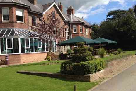 Burn Hall Hotel -  One Night Stay For Two With Breakfast in North Yorkshire - Save 50%