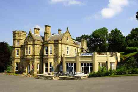 Hollin Hall Hotel - One Night Stay For Two With Breakfast in Peak District - Save 28%