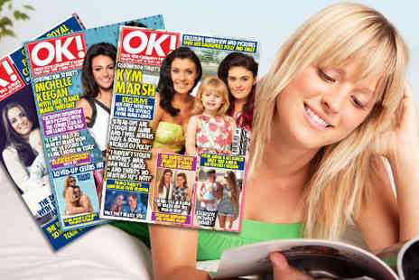 OK Magazine - Six Month Subscription to OK Magazine - Save 63%