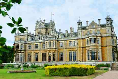 Thoresby Hall Hotel - Enchanting Spa Day for 2 including Lunch - Save 69%