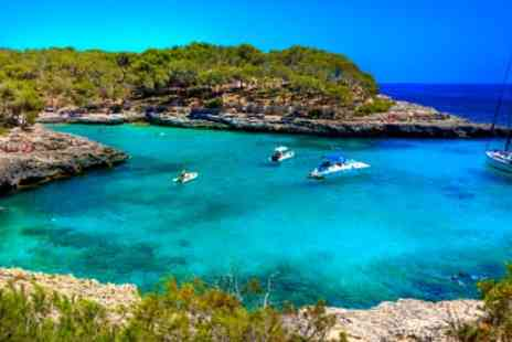 Apartamentos Playa Moreia - A week long holiday at a seaside hotel in Majorca with return flights  - Save 39%
