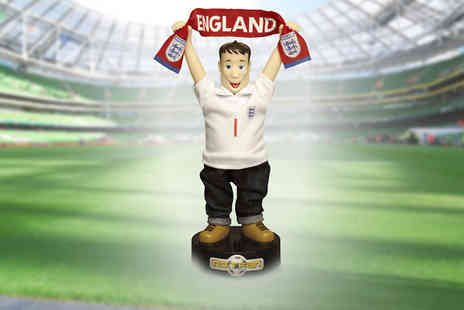 Gadgets and More - This dancing, singing gift is ideal for any footie fan - Save 75%