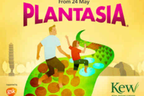 Royal Botanic Gardens - Entry to Kew Gardens Summer Festival for One - Save 27%