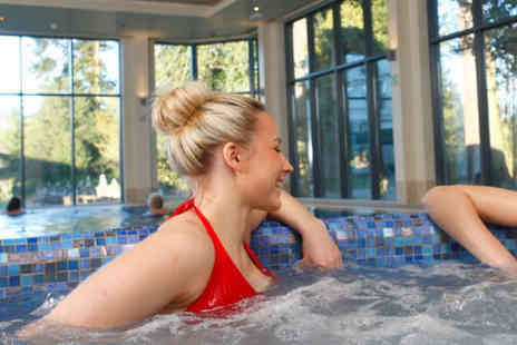 Botleigh Grange Hotel & Spa - Spa day for One person including bubbly & afternoon tea - Save 48%
