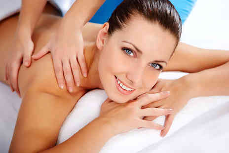 Skin Therapy - 30 min back massage or 1 hour full body massage - Save 40%