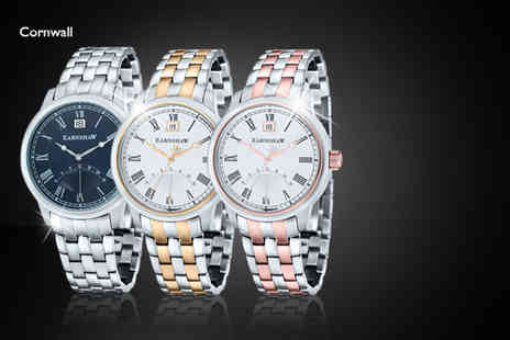 Dartmouth Brands - Automatic wristwatch in a range of striking designs - Save 82%
