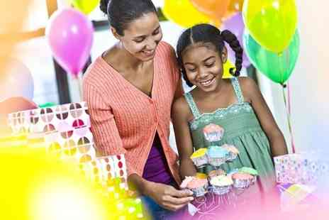 Funcraft Parties - Children's Cupcake Party - Save 60%