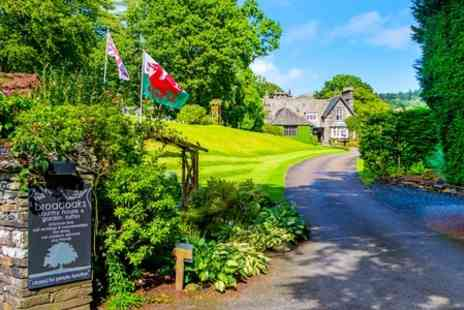 Broadoaks Country House - One Night Stay For Two With Dinner, Cream Tea and Spa Access in  Lake District - Save 50%