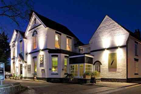The Thomas Paine Hotel - One Night Stay For Two With Breakfast  in Norfolk - Save 42%