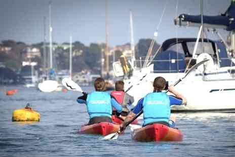 Poole Harbour - Two Hour Kayak or Paddleboard Experience - Save 50%