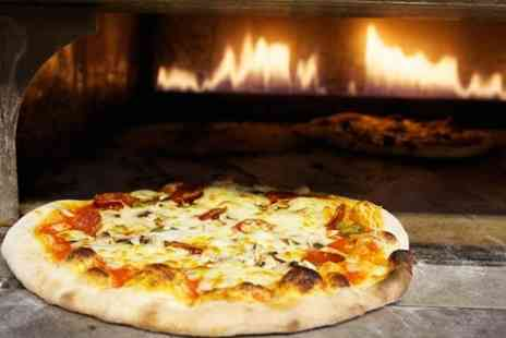 Ponte Vecchio - Pizza or Pasta With Bellini For Two - Save 54%