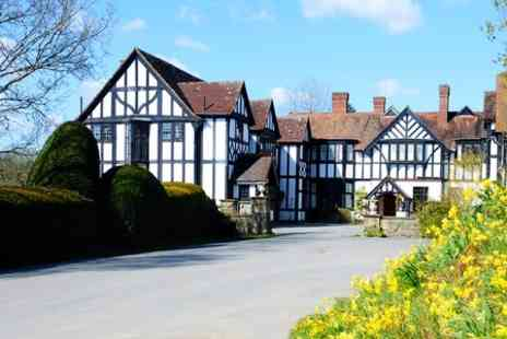 Caer Beris Manor - One Night For Two With Breakfast in Powys - Save 43%