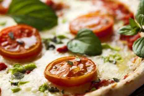 Cardinal Hotel - Pizza With Garlic Bread For Two - Save 55%