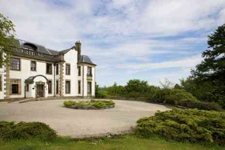 Gleddoch House  - One Night Stay For Two in Renfrewshire - Save 50%