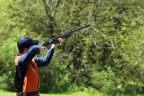 Treetops Sporting Ground - Clay pigeon shooting package - Save 75%