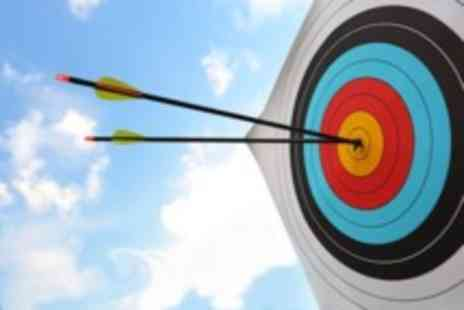 Blackburn Archery - 30 minute archery experience for one Plus entry to Mrs Dowsons Farm - Save 33%
