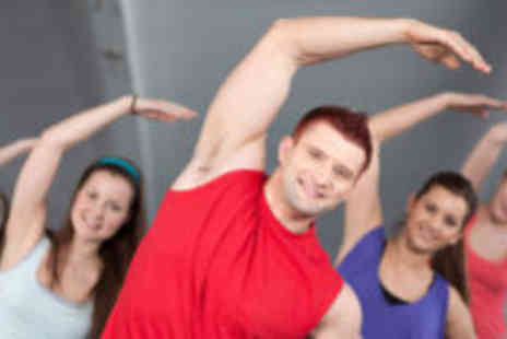 DC Fitness - Ten sessions of group personal training including nutrition advice and meal plans - Save 91%