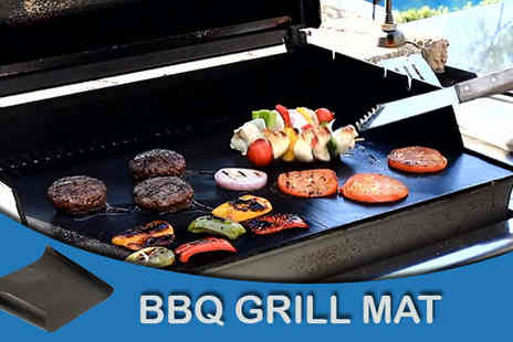 Trading Post Products - Reversible BBQ Grill Mats - Save 33%