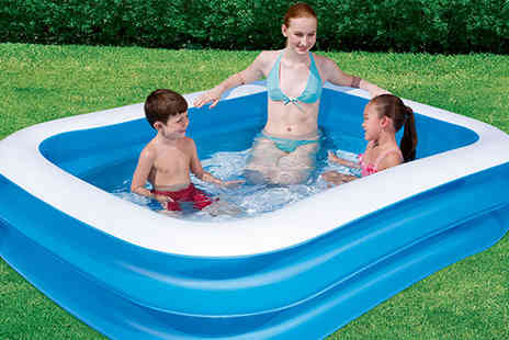 Trading Post Products -  Inflatable Family Pool - Save 25%