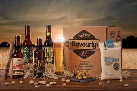 Sevenly Media - Flavourly Beer & Snack Box - Save 85%