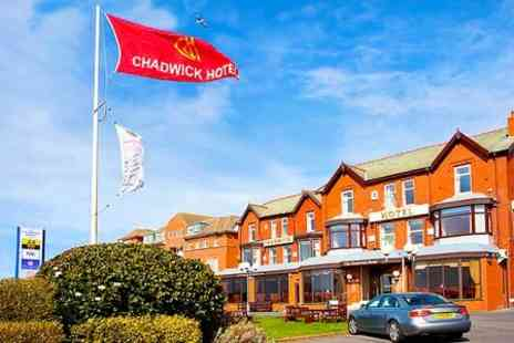 Chadwick Hotel - Three Night Stay For Two With Breakfast - Save 61%
