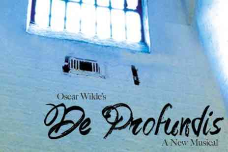 Leicester Square Theatre - De Profundis Oscar Wilde Musical Ticket - Save 35%