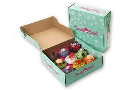 Candy Cakes - Box of Nine Gourmet Candy Cakes - Save 51%