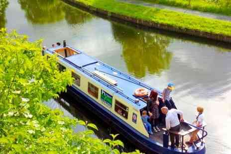 Hapton Valley Canal Boats -  Boat Hire For Four at Leeds & Liverpool Canal - Save 50%